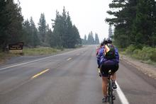 """""""Leaving Modoc National Forest"""""""